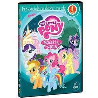Bajki, My Little Pony: Przyjaźń to magia. Część 4 (Płyta DVD)