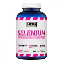 Minerały UNS Selenium 90 tab. Najlepszy produkt Najlepszy produkt tylko u nas!