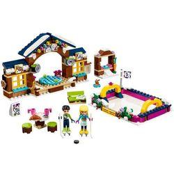 41322 LODOWISKO W ZIMOWYM KURORCIE (Snow Resort Ice Rink) KLOCKI LEGO FRIENDS - BEZPŁATNY ODBIÓR: WROCŁAW!