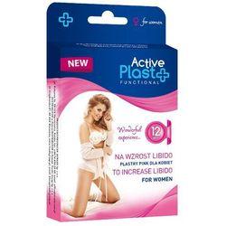 Active Plast Libido plastry zwiększające libido u kobiet