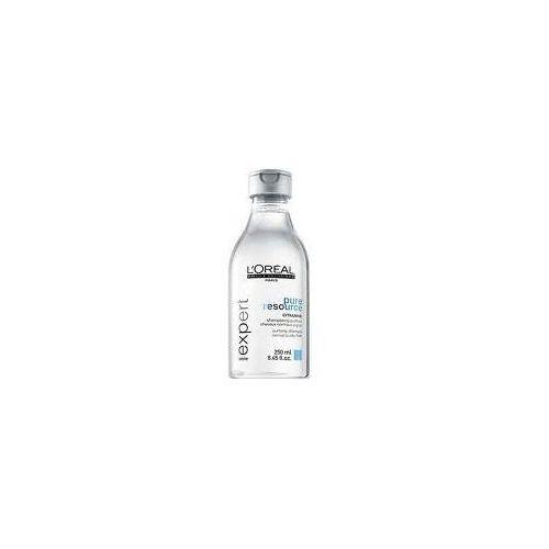 Mycie włosów, L'Oréal Szampon Serie Expert Pure Resource - 250 ml