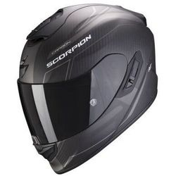 SCORPION KASK INTEGRALNY EXO-1400 CARBON MATT BK-S