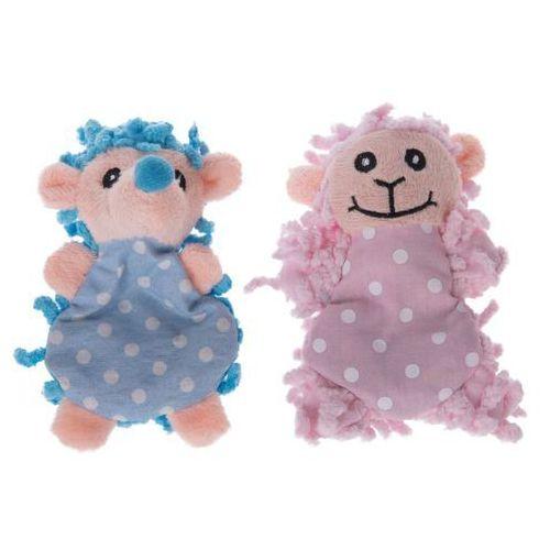 Pozostałe zabawki, Moppi zabawki dla kota - Jeż jasnozielony, owieczka beżowa   -5% Rabat na pierwsze zamówienie   DARMOWA Dostawa od 99 zł