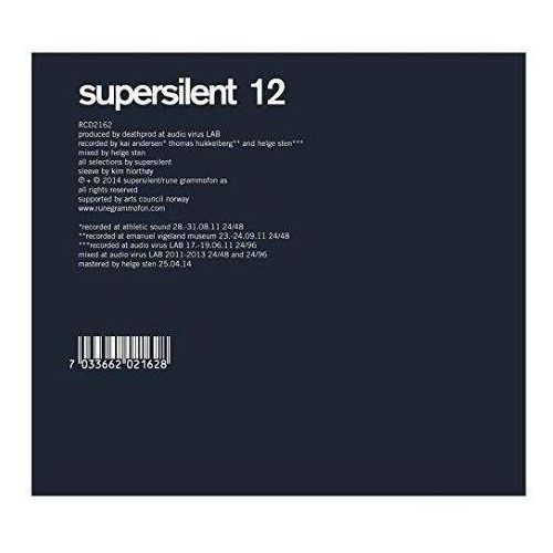 Jazz, Supersilent - 12