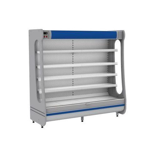 Szafy i witryny chłodnicze, Regał chłodniczy CEBEA REGULUS RCh-1-1/B 104cm