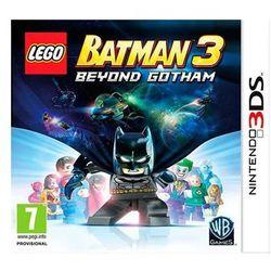 LEGO Batman 3: Beyond Gotham - Nintendo 3DS - Akcji/Przygodowa