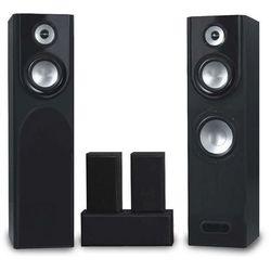 Zestaw głośników ELTAX Utah 5.0 Czarny