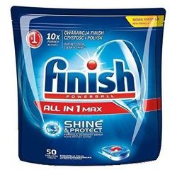 Tabletki do zmywarek FINISH Powerball Classic 50