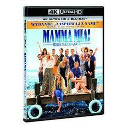 Mamma Mia: Here We Go Again 4K. Darmowy odbiór w niemal 100 księgarniach!