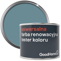Tester farby renowacyjnej uniwersalnej GoodHome saint tropez satyna 0,07 l