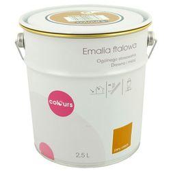 Emalia ftalowa Colours orzechowa jasna 2,5 l
