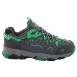 Buty MTN ATTACK 2 TEXAPORE LOW KIDS - cucumber green