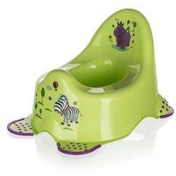 Keeper Nocnik dziecięcy Hippo, zielony