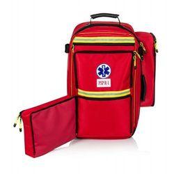 Plecak medyczny ( PSP R1, WOPR) bez wyposażenia