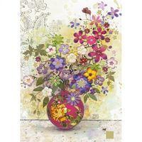 Puzzle, Heye 1000 EL. Pink Vase
