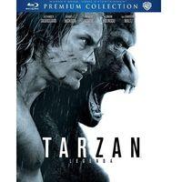 Filmy przygodowe, Tarzan: Legenda Premium Collection (Blu-ray) - David Yates DARMOWA DOSTAWA KIOSK RUCHU