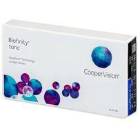 Soczewki kontaktowe, Biofinity Toric (6 soczewek)