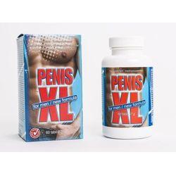 Penis XL 60 tabl. Tabletki powiększające penisa 540318