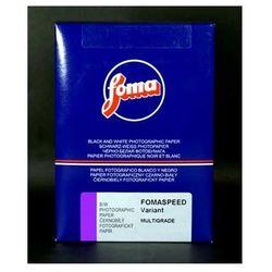 Foma Fomaspeed VARIANT 13x18/100 313 papier czarno-biały multigrade RC