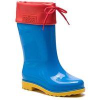 Kalosze dziecięce, Kalosze MELISSA - Rain Boot Inf 32423 Blue/Red/Yellow 53318