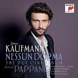 Nessun Dorma - The Puccini Album (CD) - Jonas Kaufmann