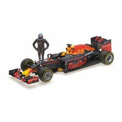 Red Bull Racing TAG Heuer RB12 #3 Daniel Ricciardo Austrian GP 2016 w/Figurine
