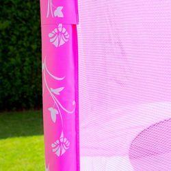 Ochronna siatka do trampoliny inSPORTline Lily 244 cm