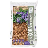 Pozostałe rośliny i hodowla, Kora sortowana Sobex Perfect 15 - 30 mm 80 l