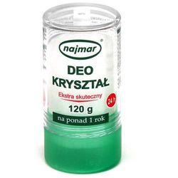 DEO KRYSZTAŁ AŁUNU naturalny dezodorant 120g