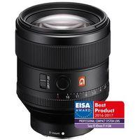 Konwertery fotograficzne, Sony FE 85mm f/1.4 GM OSS