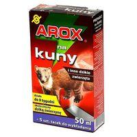 Środki na szkodniki, Preparat odstraszający kuny Agrecol Arox 50 ml