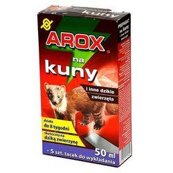 Preparat odstraszający kuny Agrecol Arox 50 ml