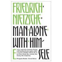 Książki do nauki języka, Man Alone with Himself (opr. miękka)