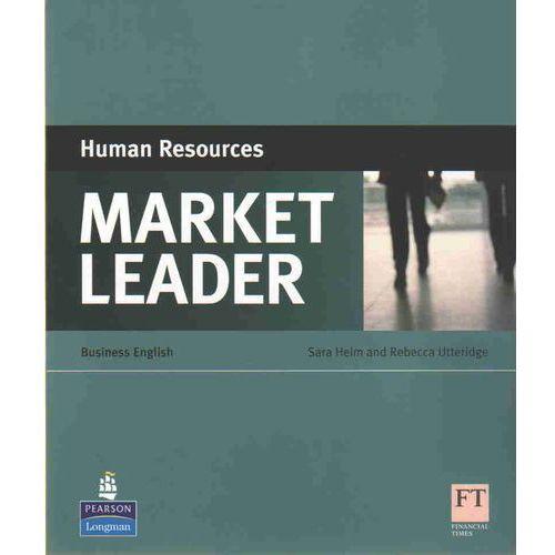 Książki do nauki języka, Market Leader Human Resources (opr. miękka)
