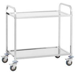 Wózek kelnerski - 2 półki - do 160 kg