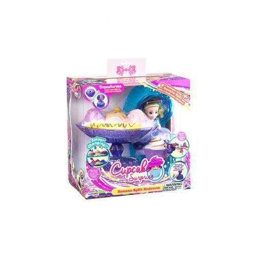 Lalki dla dzieci, Cupcake Surprise Lalka Zestaw 3Y33HI Oferta ważna tylko do 2022-05-28