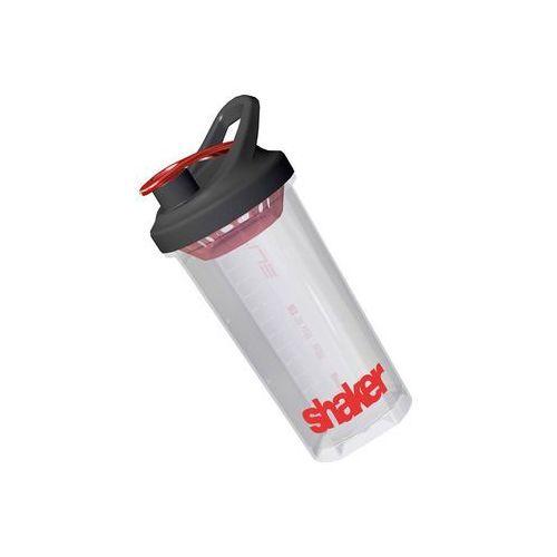 Bidony i koszyki, Shaker ELITE bezbarwny / Pojemność: 700 ml