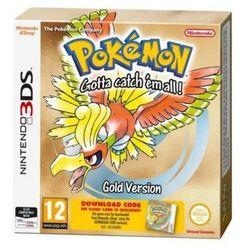 Gra 3DS Pokémon Gold DCC