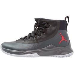 Jordan ULTRA FLY 2 Obuwie do koszykówki black/university red/anthracite