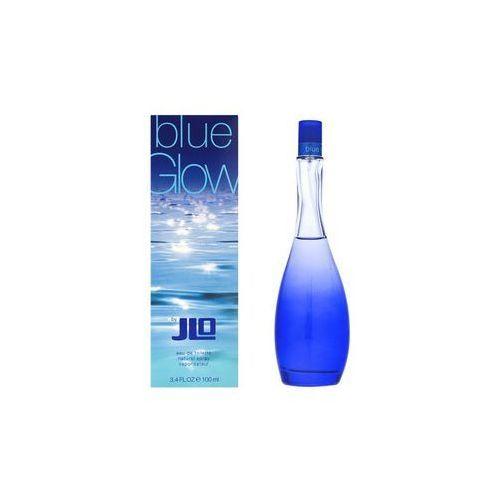 Wody toaletowe damskie, Jennifer Lopez Blue Glow Woda Toaletowa 100 ml