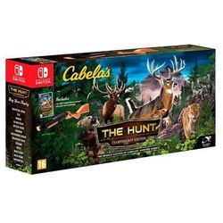 Cabela's The Hunt: Championship Edition - Nintendo Switch - Łowiectwo