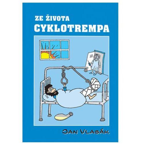 Pozostałe książki, Ze života cyklotrempa Jan Vlasák; Ladislav Prudký