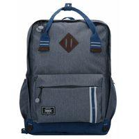 """Pokrowce, torby, plecaki do notebooków, Plecak na laptopa SAMSONITE AMERICAN TOURISTER Urban Groove 5 24G38026 (17,3""""; kolor ciemnoszary) ZAPISZ SIĘ DO NASZEGO NEWSLETTERA, A OTRZYMASZ VOUCHER Z 15% ZNIŻKĄ"""