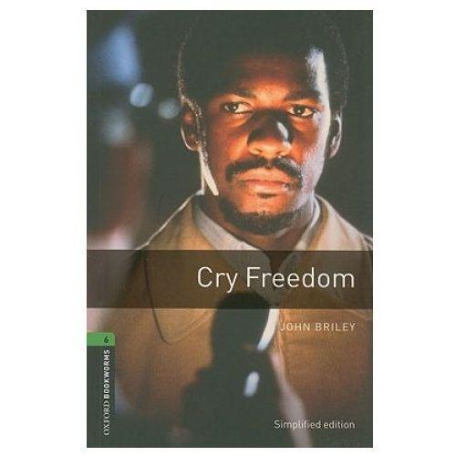 Książki do nauki języka, Cry Freedom The Oxford Bookworms Library Stage 6 (opr. miękka)