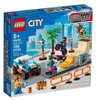 Klocki dla dzieci, 60290 SKATEPARK (Skate Park) KLOCKI LEGO CITY