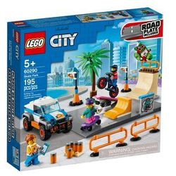 60290 SKATEPARK (Skate Park) KLOCKI LEGO CITY