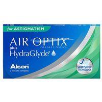 Soczewki kontaktowe, Air Optix PLUS HydraGlyde for Astigmatism 3 szt.