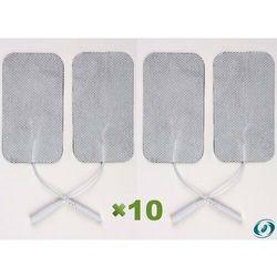 Elektrody żelowe CATHAY 50x90cm MegaPack 10 (40 sztuk)