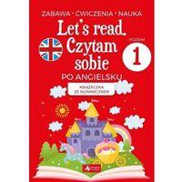 Książki do nauki języka, Let's read Czytam sobie po angielsku - poziom 1 (opr. miękka)