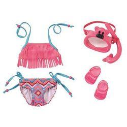BABY BORN Zestaw ubranek kąpielowych - Zapf